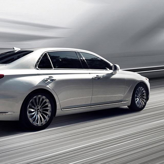 Genesis G90 2019 3.3 Turbo In Bahrain: New Car Prices