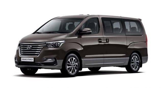 Hyundai H1 2019, Saudi Arabia