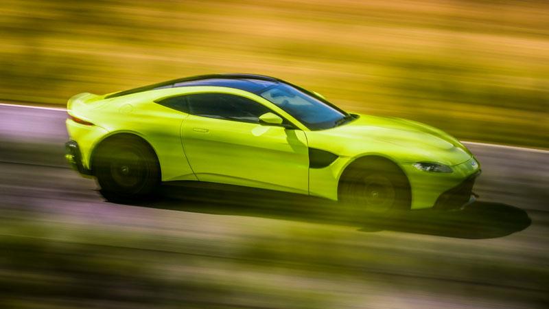 Aston Martin Vantage 2019, Saudi Arabia