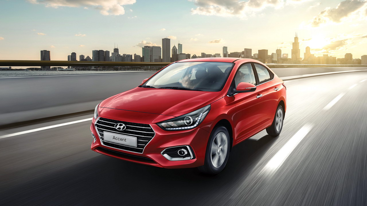 Hyundai Accent 2019 1 6l Gls In Oman New Car Prices