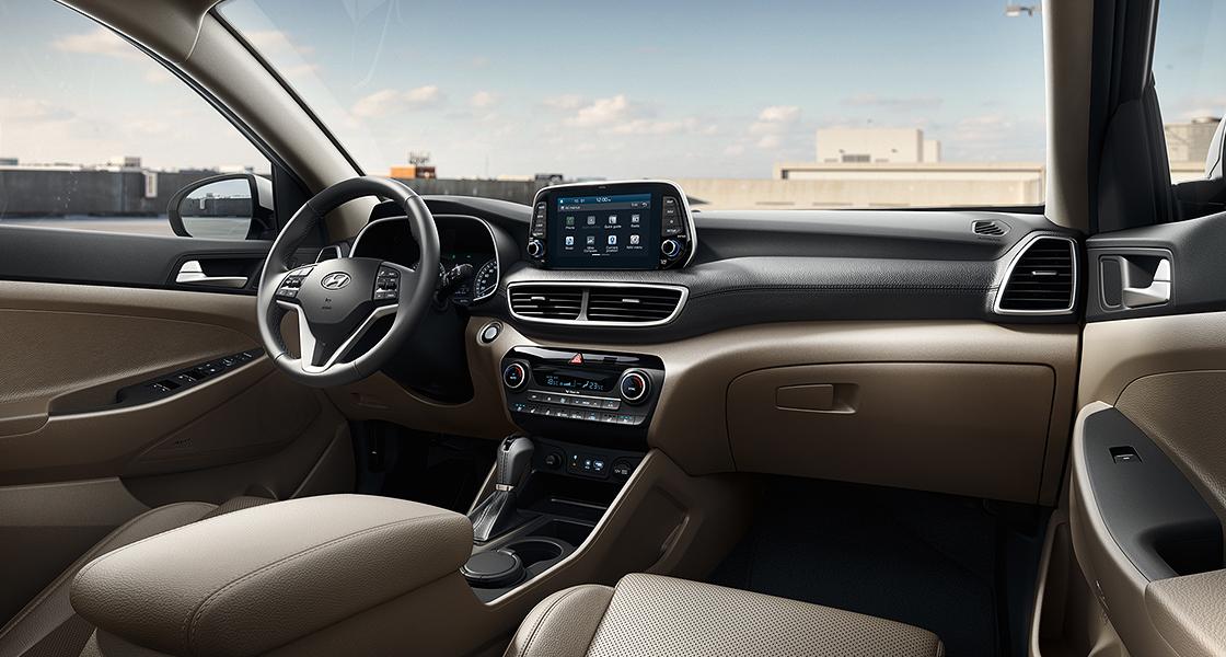 Hyundai Tucson 2019, Saudi Arabia