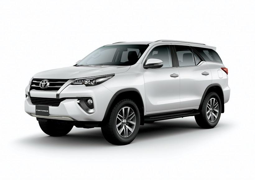 Toyota Fortuner 2019, United Arab Emirates