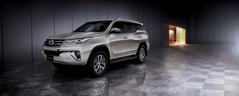 toyota fortuner 2019 4 0l vxr in uae  new car prices