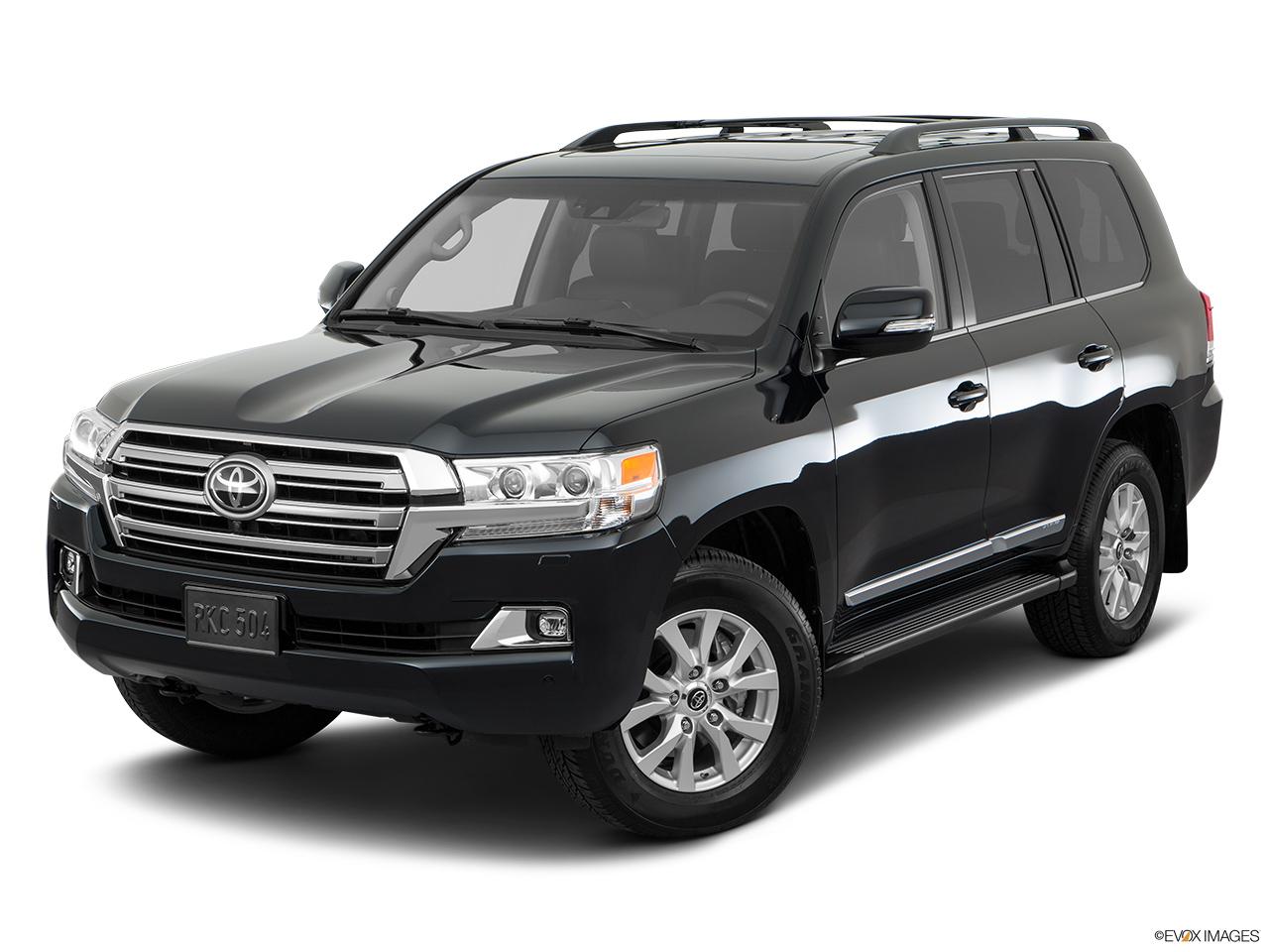 Toyota Land Cruiser 2019, United Arab Emirates