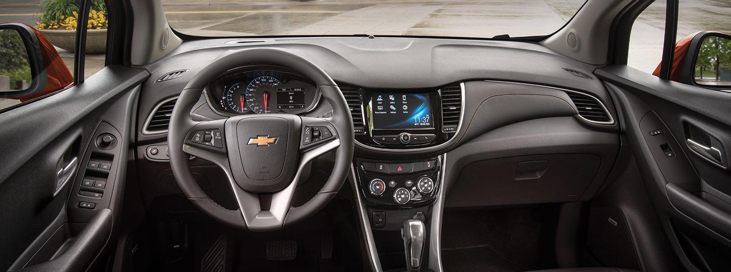 Chevrolet Trax 2019 1.8L LT FWD, Saudi Arabia