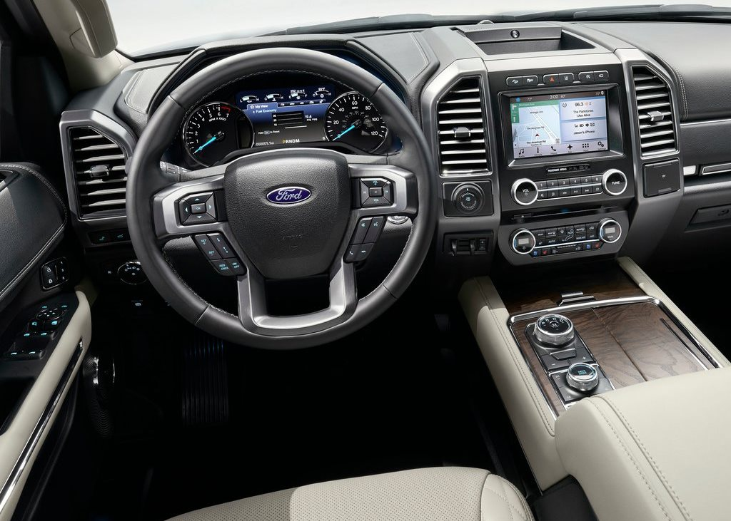 Ford Expedition 2019 3.5L EcoBoost XLT, Saudi Arabia