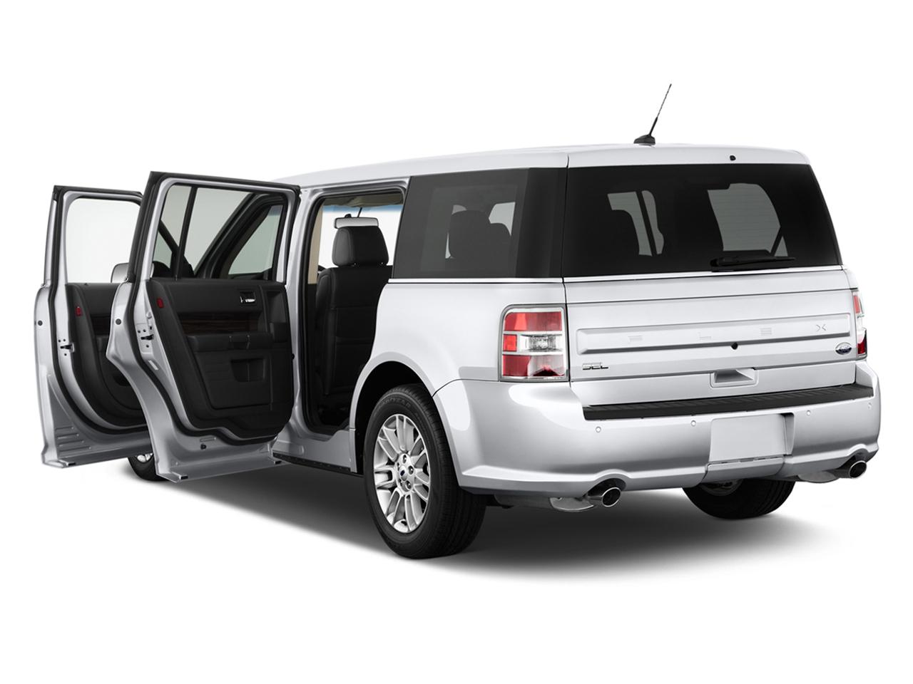 Ford Flex 2019, Saudi Arabia