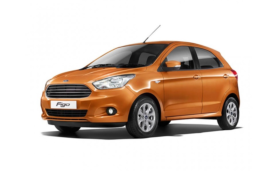 Ford Figo 2019, Saudi Arabia