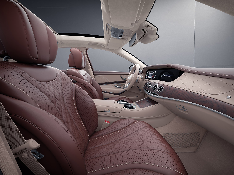 Mercedes-Benz S-Class 2019 S 400 h, Saudi Arabia