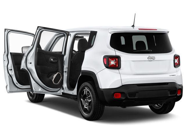 Jeep Renegade 2019, Saudi Arabia