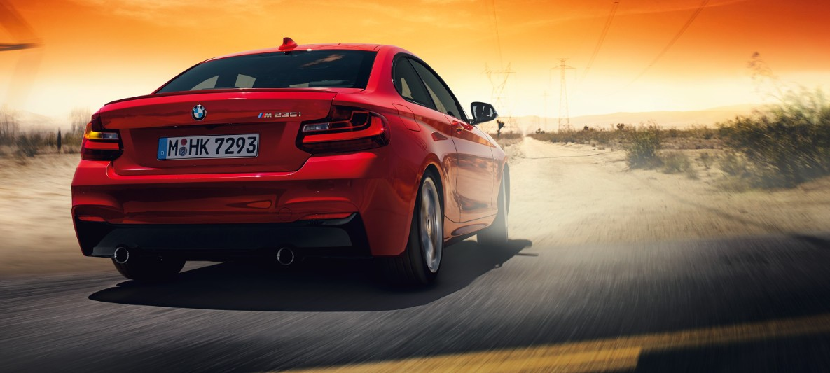 BMW 2 Series Coupe 2019 M235i, Saudi Arabia