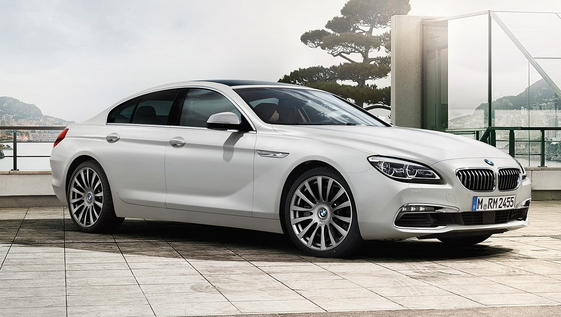 Bmw 6 Series Gran Coupe 2019 640i In Uae New Car Prices