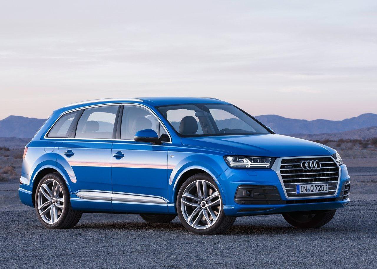 Audi Q7 2019, Saudi Arabia