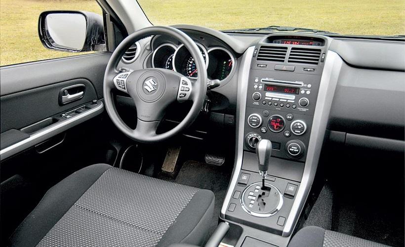 Suzuki Grand Vitara 2019 2 4l 5 Door In Uae New Car Prices Specs