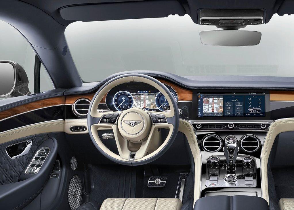 Bentley Continental GT 2019, Saudi Arabia