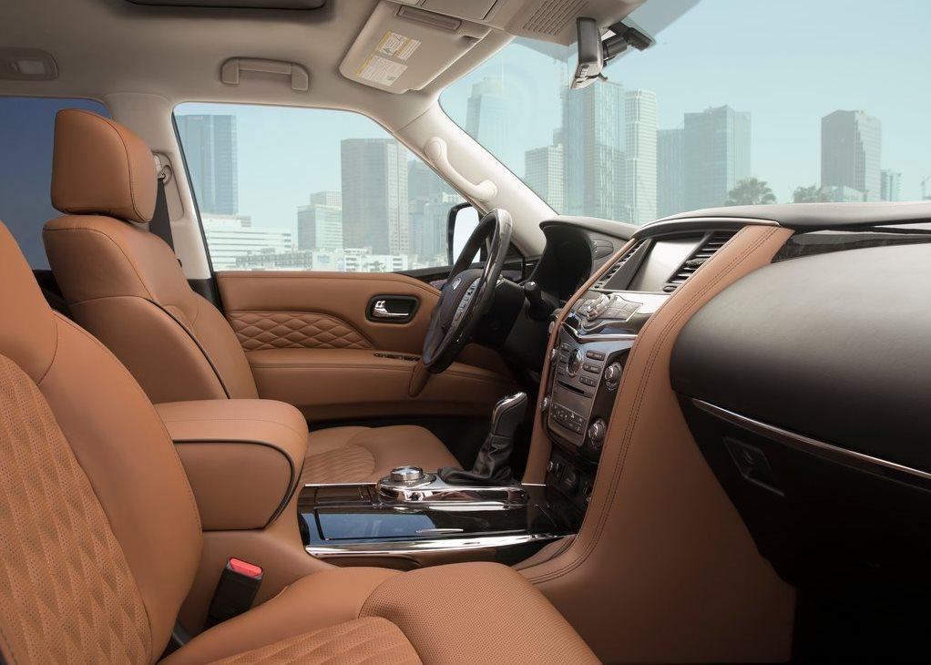 Infiniti Qx80 2019 5 6l Luxe 8 Seats In Uae New Car Prices