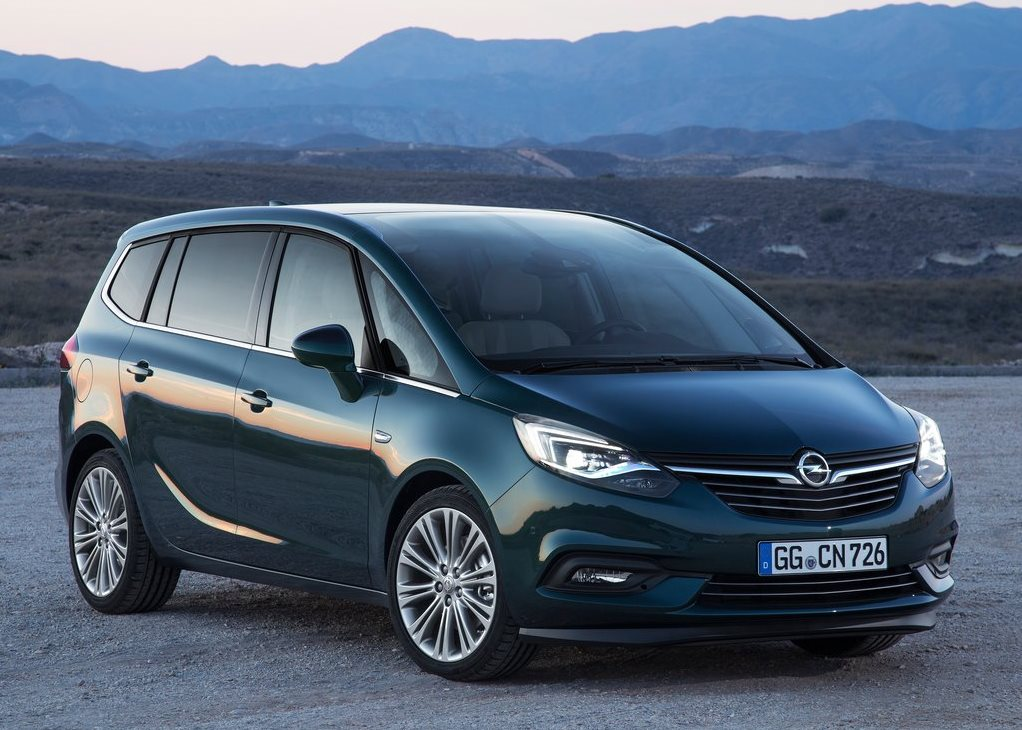 opel zafira tourer 2019 1 4l enjoy in uae new car prices. Black Bedroom Furniture Sets. Home Design Ideas