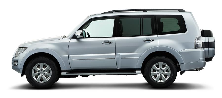 Mitsubishi Pajero 2019, United Arab Emirates
