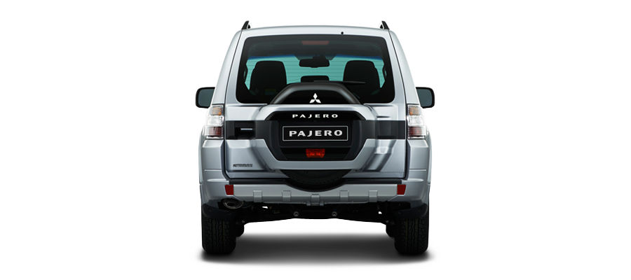 Mitsubishi Pajero 2019, Saudi Arabia