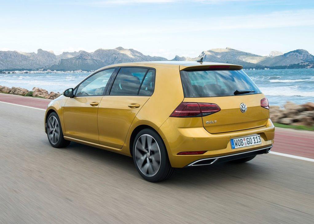 Volkswagen Golf 2019 1.2L S, Saudi Arabia