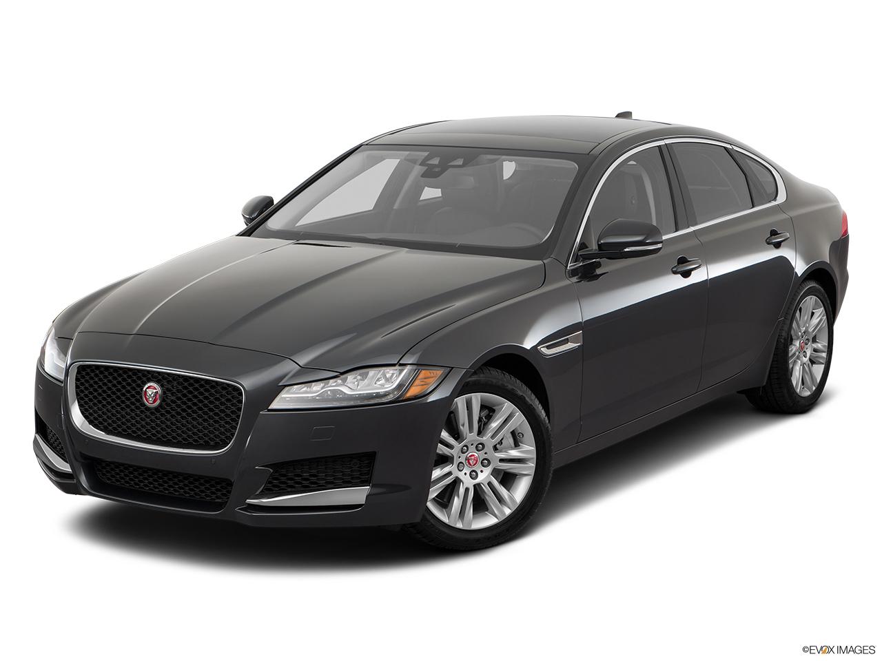 Jaguar XF 2019, Saudi Arabia