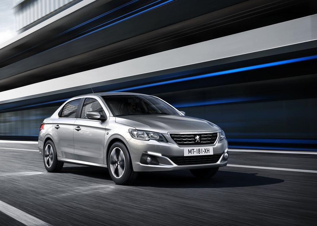 Peugeot 301 2019 1.6L Allure in Oman: New Car Prices ...