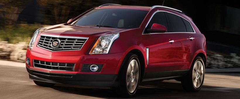 Car Features List for Cadillac SRX 2019 3.6L (Oman ...