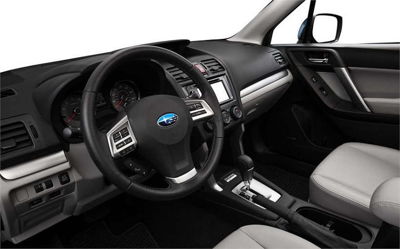 Subaru Forester 2019, Saudi Arabia