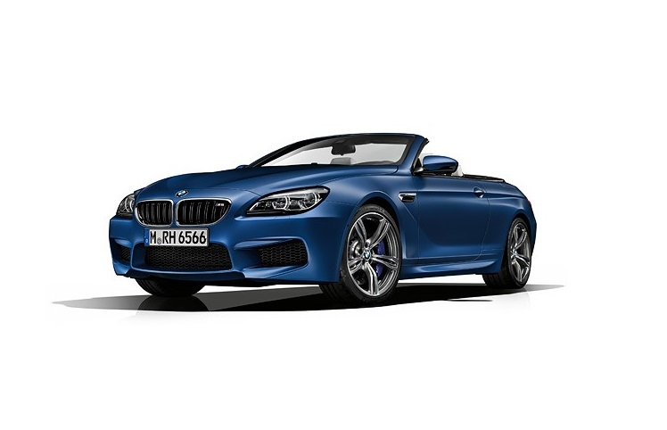 BMW M6 Convertible 2019, United Arab Emirates