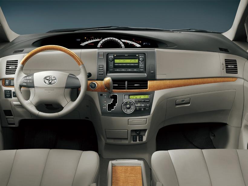 Toyota Previa 2019 2 4L S in UAE: New Car Prices, Specs
