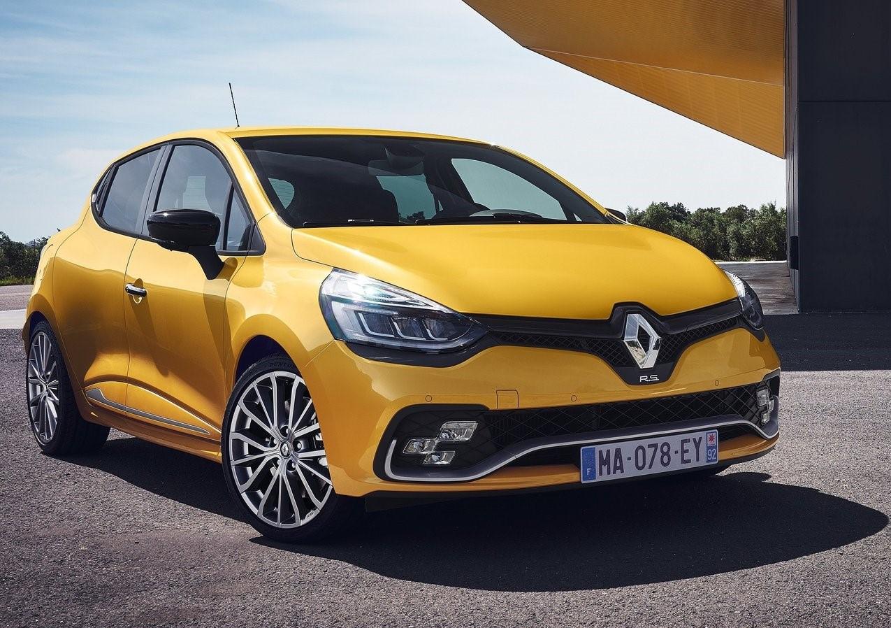 Renault Clio Sport 2019, Saudi Arabia