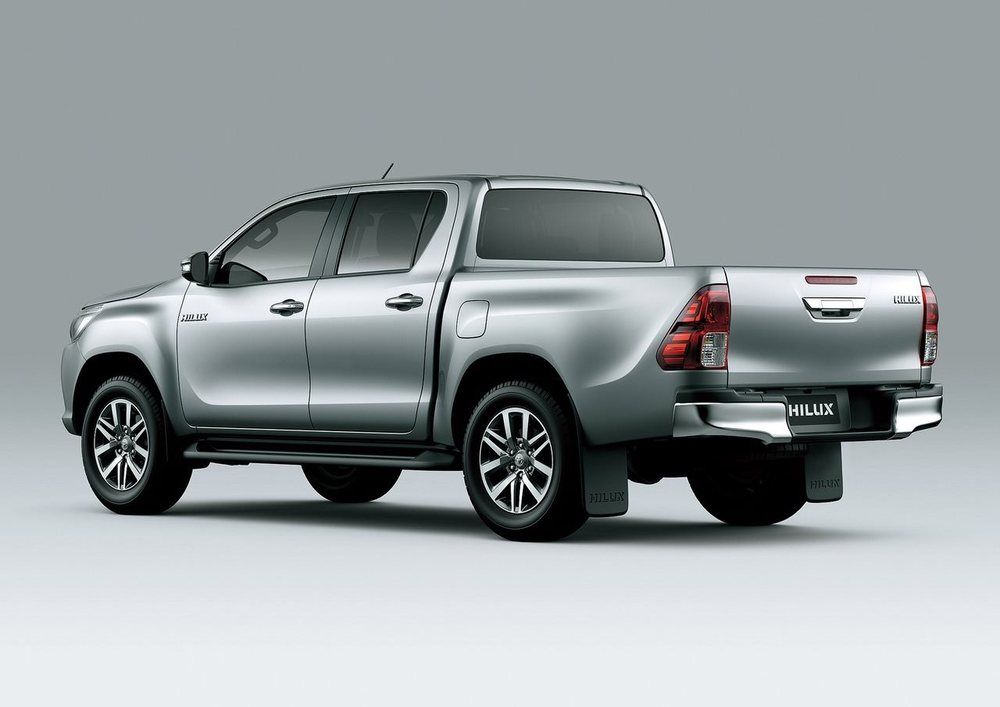 Toyota Hilux 2019 4 0l Double Cab Trd 4x4 In Uae New Car Prices