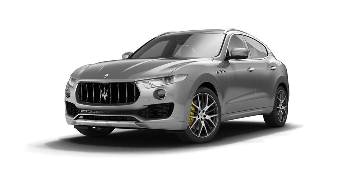 Maserati Levante 2019, Saudi Arabia