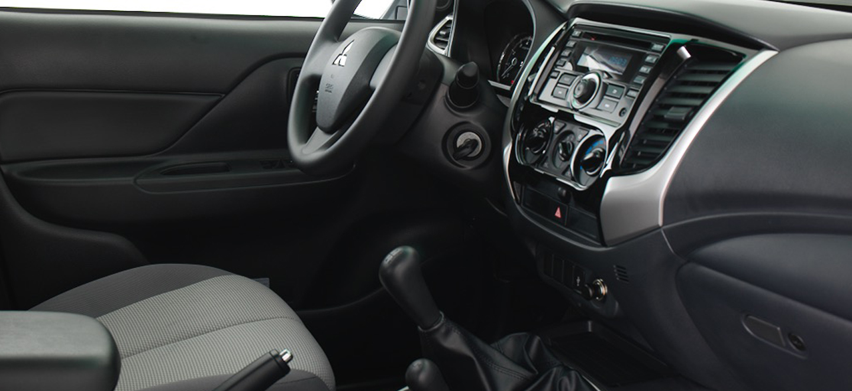Mitsubishi L200 2019 2.4L Single Cab GL (2WD), Saudi Arabia