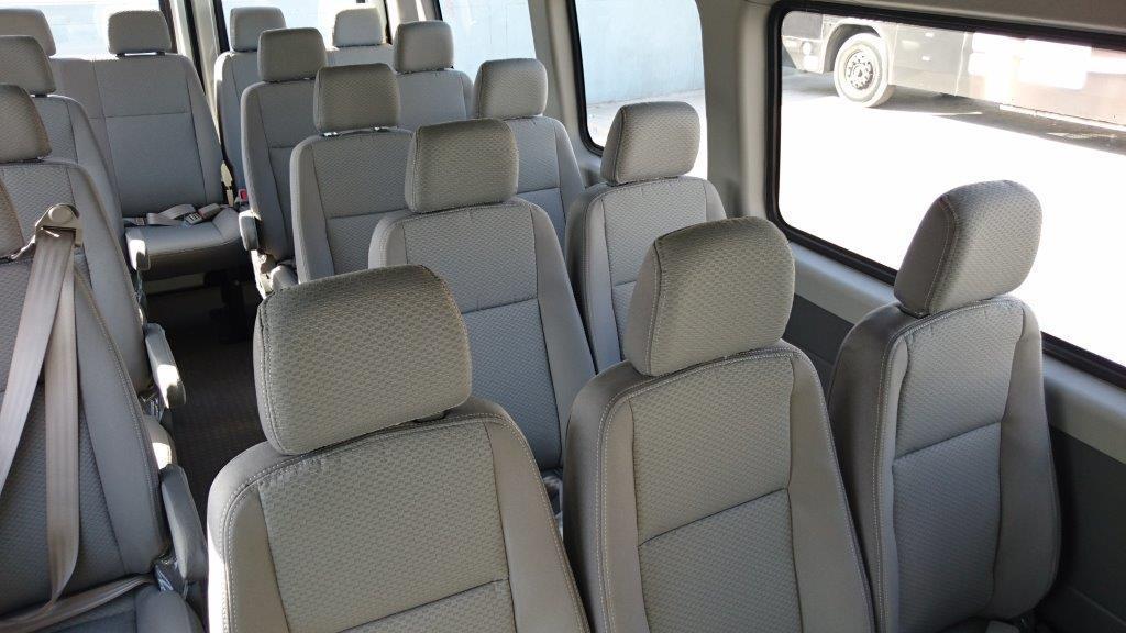 18 Passenger Van >> Maxus V80 18 Seater 2019 2 5l Passenger Van M T