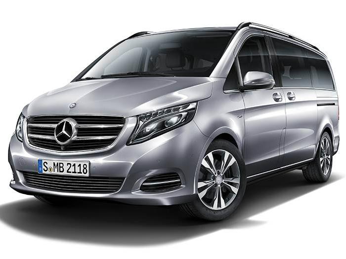 Mercedes-Benz V Class Price in Egypt - New Mercedes-Benz V