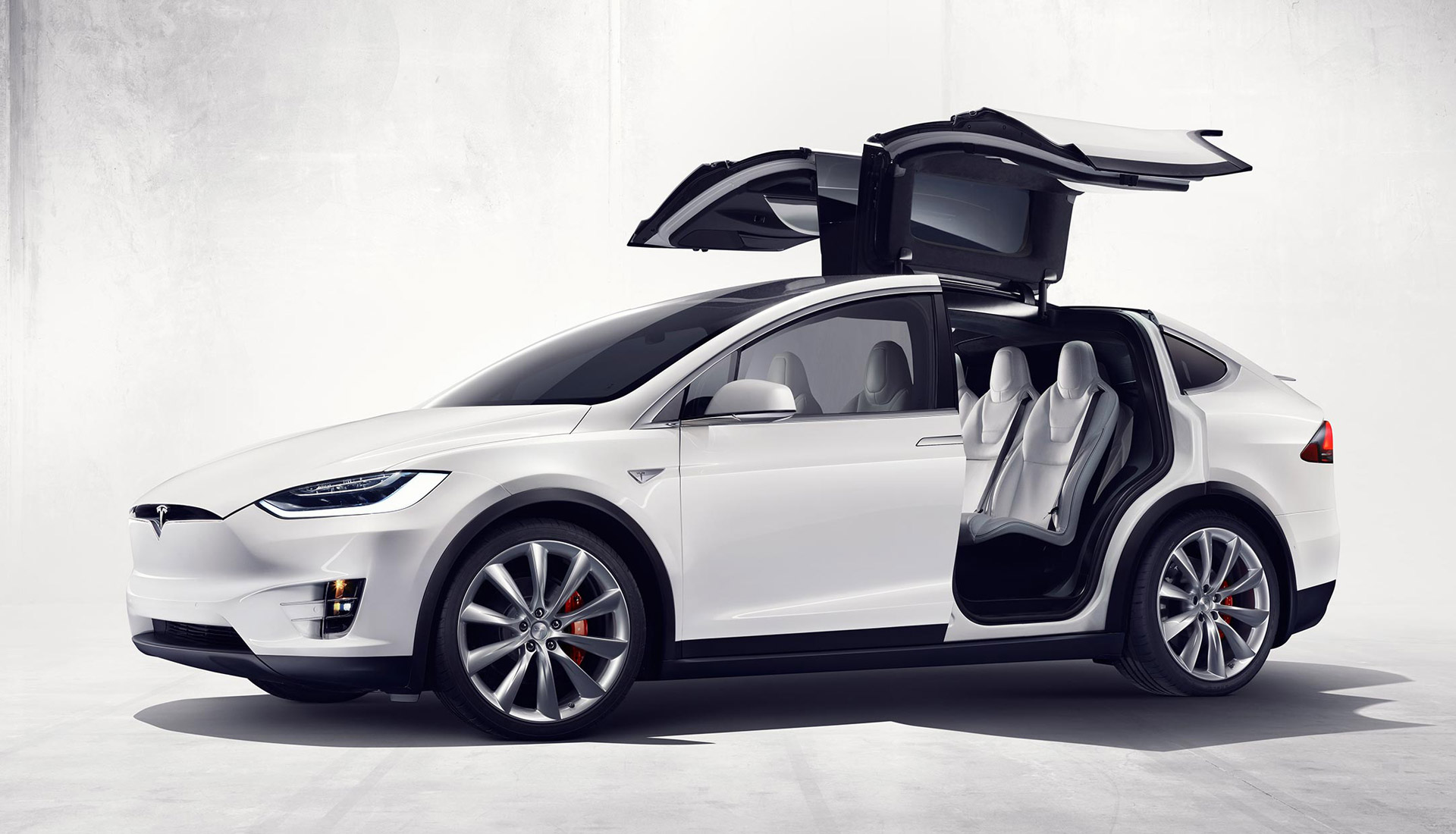 Tesla Model X 2019 P100d United Arab Emirates