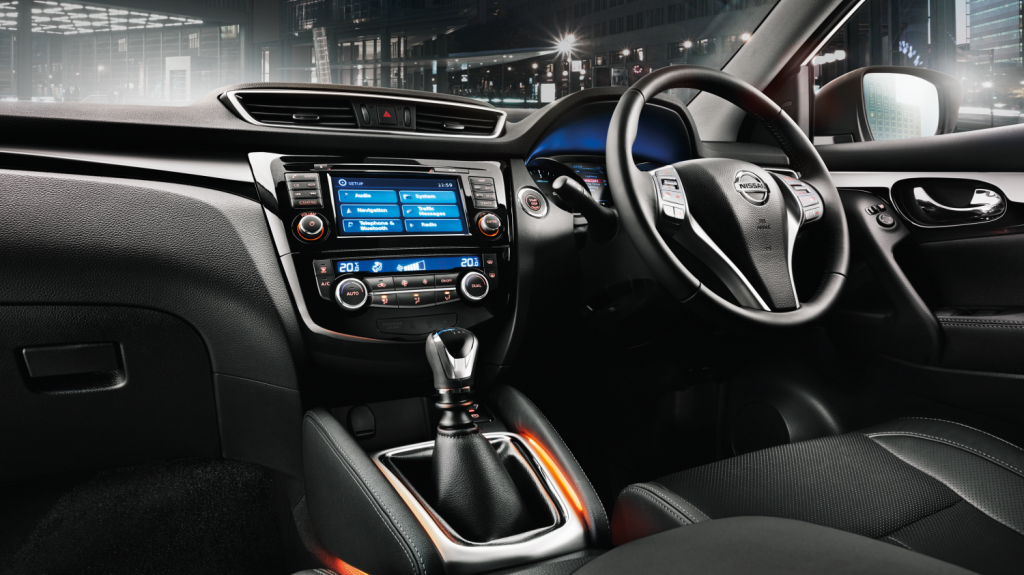 Car Features List For Nissan Qashqai 2019 Top Egypt Yallamotor