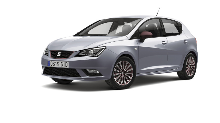 Seat Ibiza 2019 1.6L Reference in Egypt: New Car Prices ...
