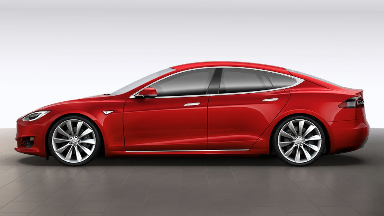 Tesla Model S 2019 75
