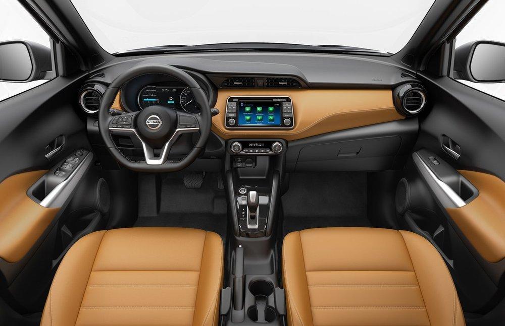 Nissan Kicks 2019 1 6 Sv In Uae New Car Prices Specs