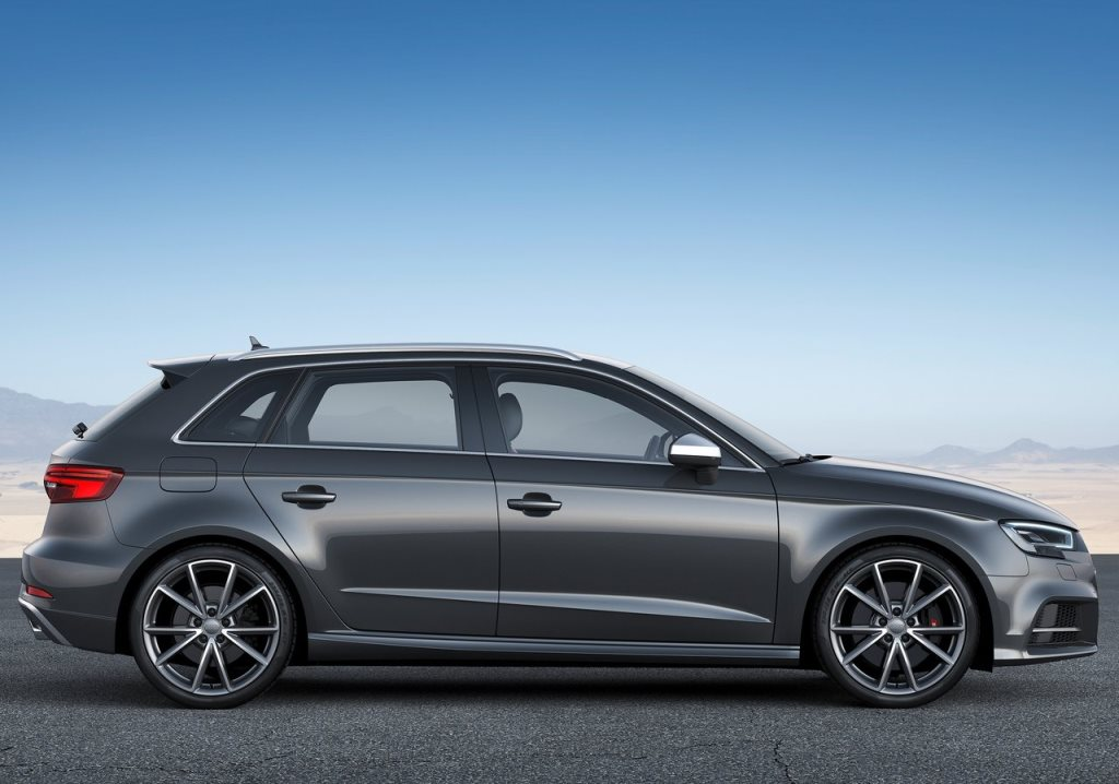 Car Pictures List for Audi S3 Sportback 2019 2.0 TFSI ...