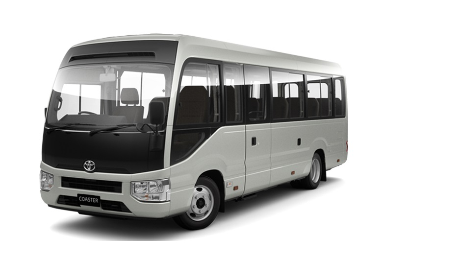 Car Pictures List For Toyota Coaster 2019 2 7l 23 Seater