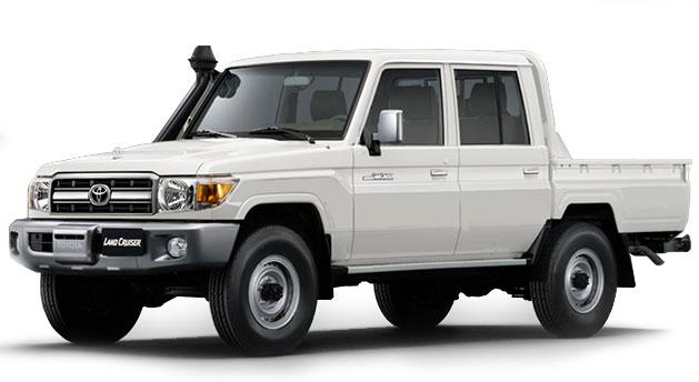 Toyota Land Cruiser Pick Up 2019 4 0l Single Cab Qatar
