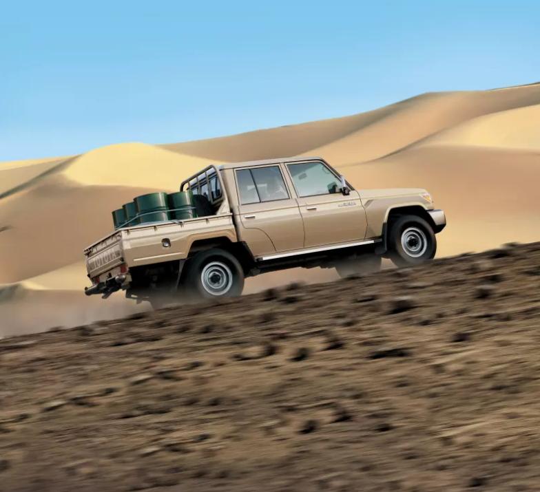 Toyota Land Cruiser Pick Up 2019 4.0L Single Cab In UAE