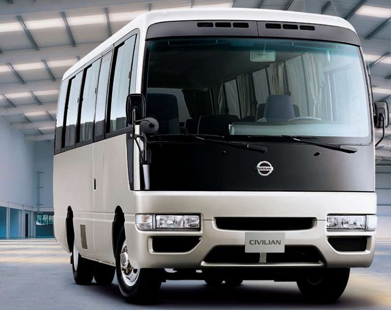 Nissan Civilian 2019 4.5L 22-Seater in UAE: New Car Prices ...