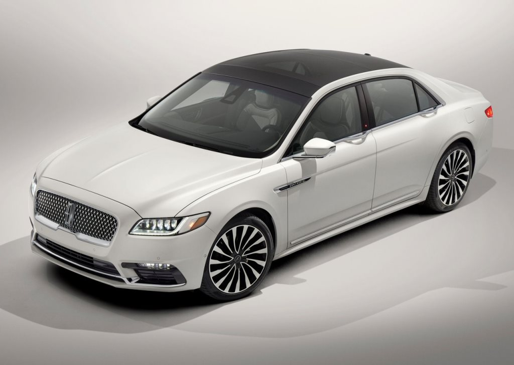 Lincoln Continental Price In Kuwait New Lincoln Continental Photos