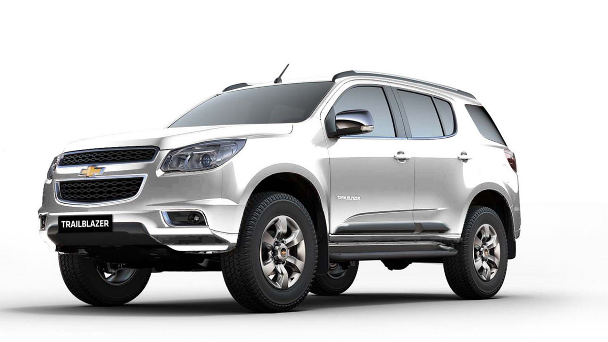 Chevrolet Trailblazer 2019 Lt 4wd In Qatar New Car Prices Specs Reviews Amp Photos Yallamotor