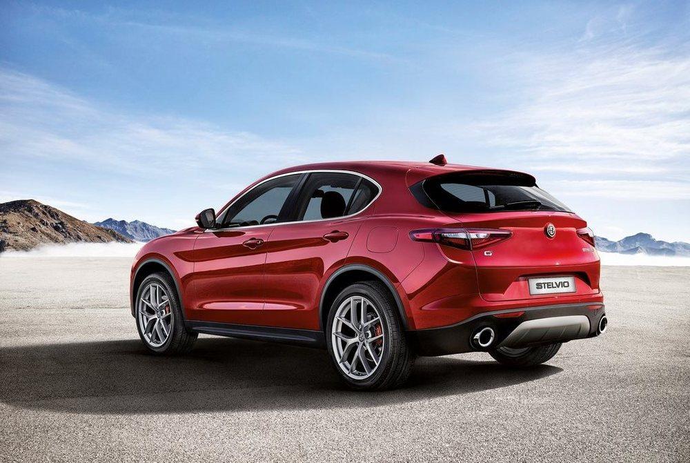 Alfa Romeo Stelvio 2019 Super in UAE: New Car Prices