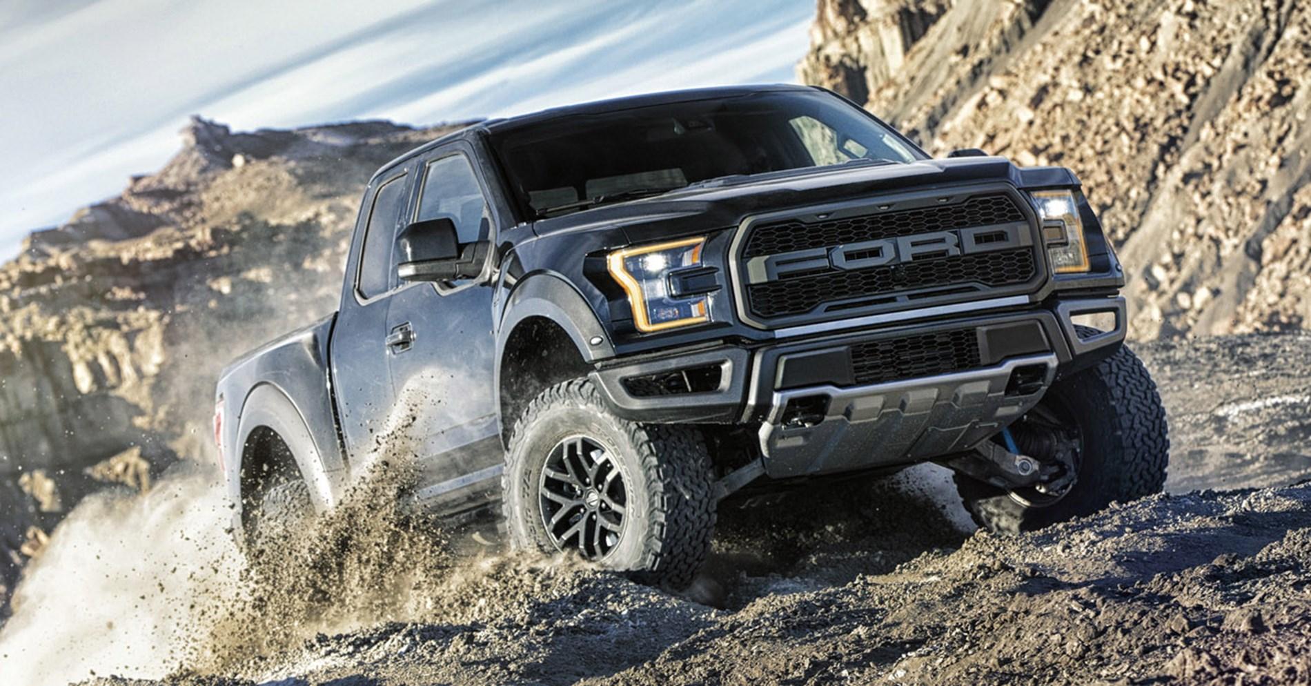 ford   raptor   ecoboost crew cab luxury range  kuwait  car prices specs